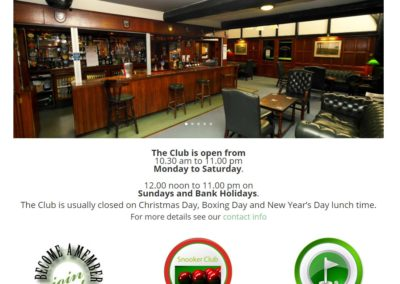 Wallingford Members Social Club